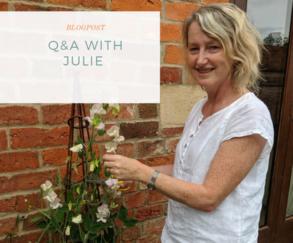 Q&A with Julie from Violet & Vine