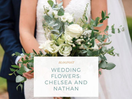 Wedding Flowers: Chelsea and Nathan