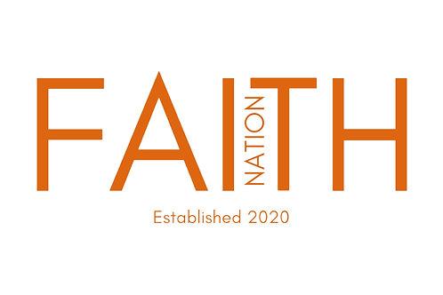 Faith Nation Established 2020