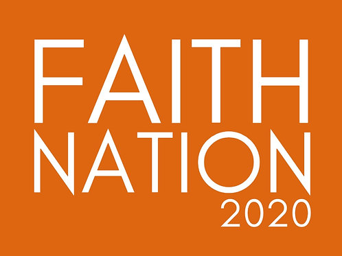 Faith Nation 2020 Shirt