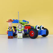 Woody and Buzz to the Rescue (7590)