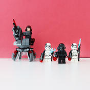 First Order Specialists Battle Pack (75132)
