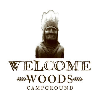 Welcome Woods Campground, Indian Lake, Ohio