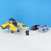 Jedi Starfighter & Vulture Droid (7256)