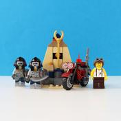 Golden Staff Guardians (7306)