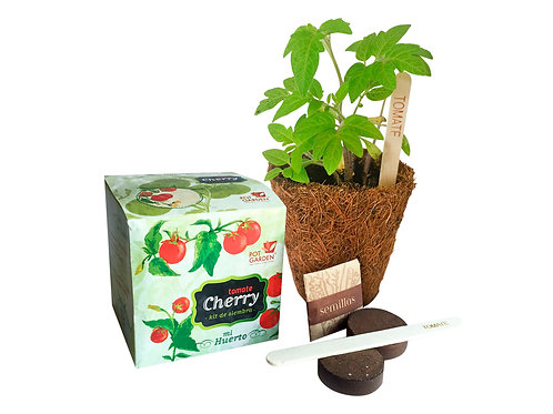 Kit de siembra Tomate Cherry