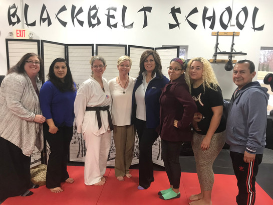 L I Traditional Tae Kwon Do Family Center