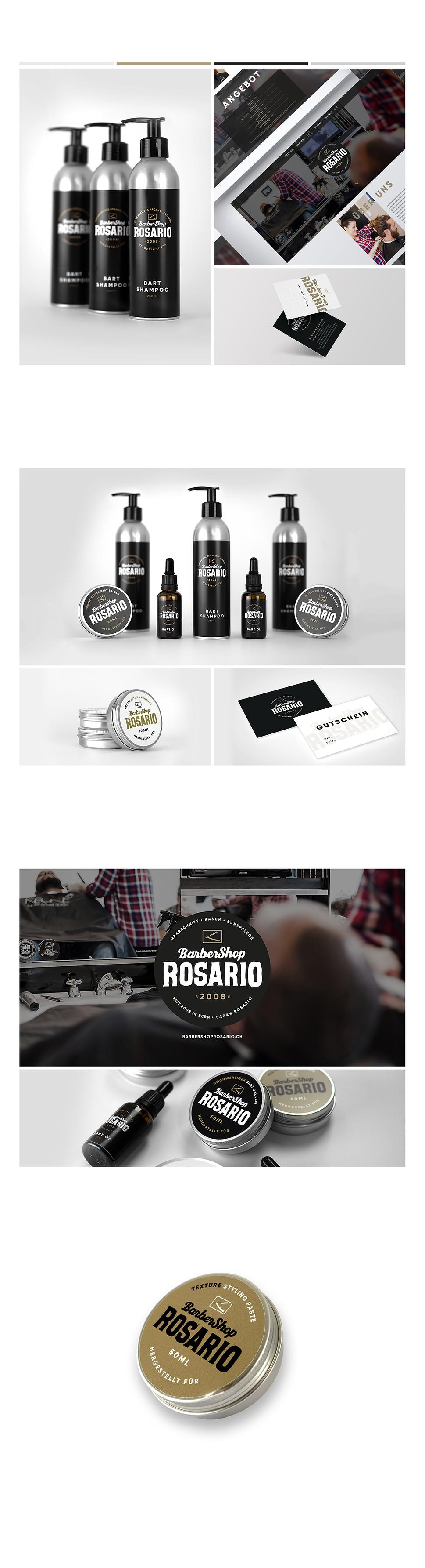 Barbershop-Rosario-branding-logo-product