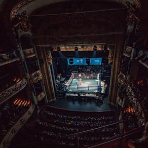 Boxsport im Opernhaus