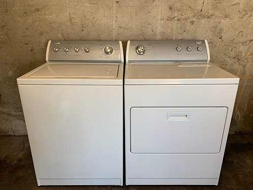 Whirlpool Style:05 Washer and Dryer Set