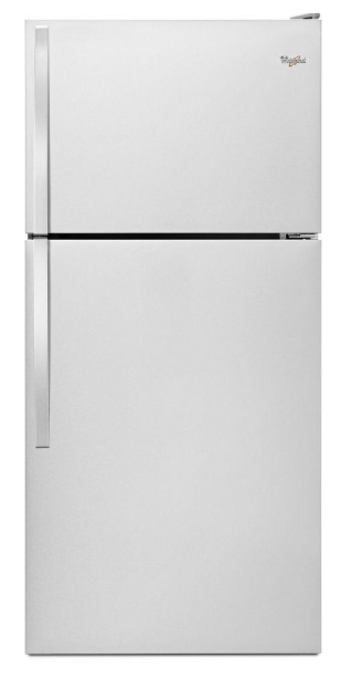 Whirlpool 18.2 cu ft Top-Freezer Refrigerator
