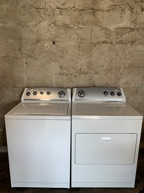Whirlpool Style:03 Washer and Dryer Set