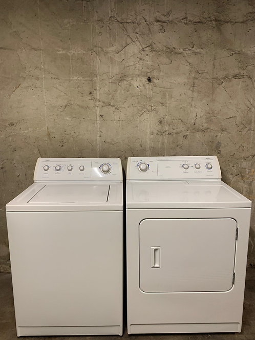 Whirlpool Style:08 Washer and Dryer Set