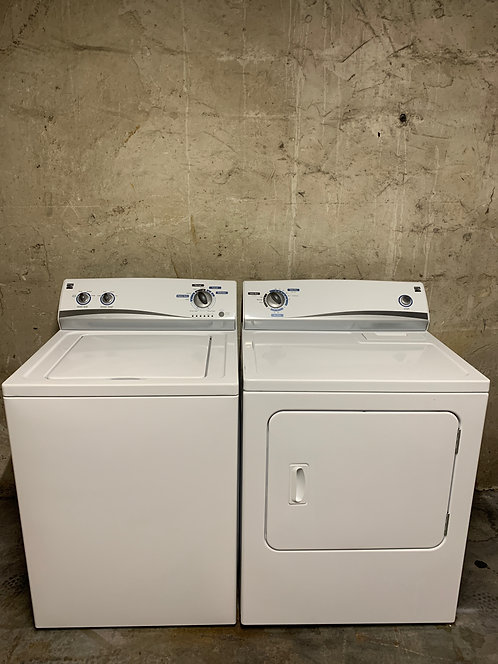 Kenmore Style:10 Washer and Dryer Set