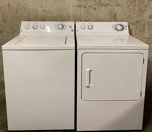 GE Style:14 Washer and Dryer Set