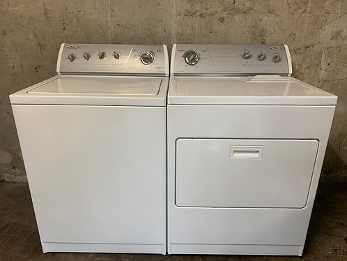 Whirlpool Style:04 Washer and Dryer Set