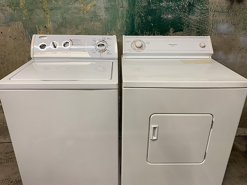 Clearance Washer and Dryer Set #2
