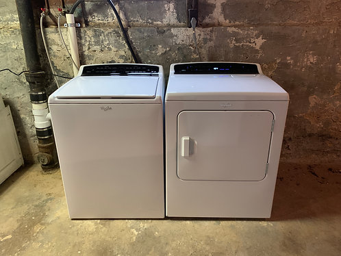 Whirlpool Style:01 Washer and Dryer Set