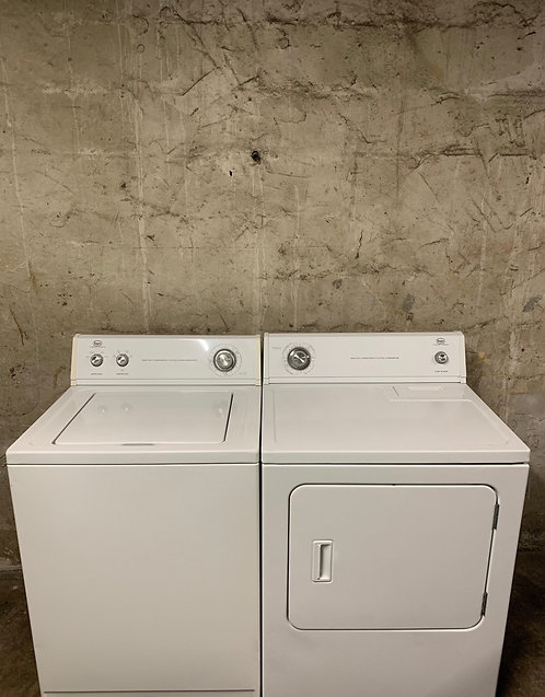 Whirlpool Style:06 Washer and Dryer Set