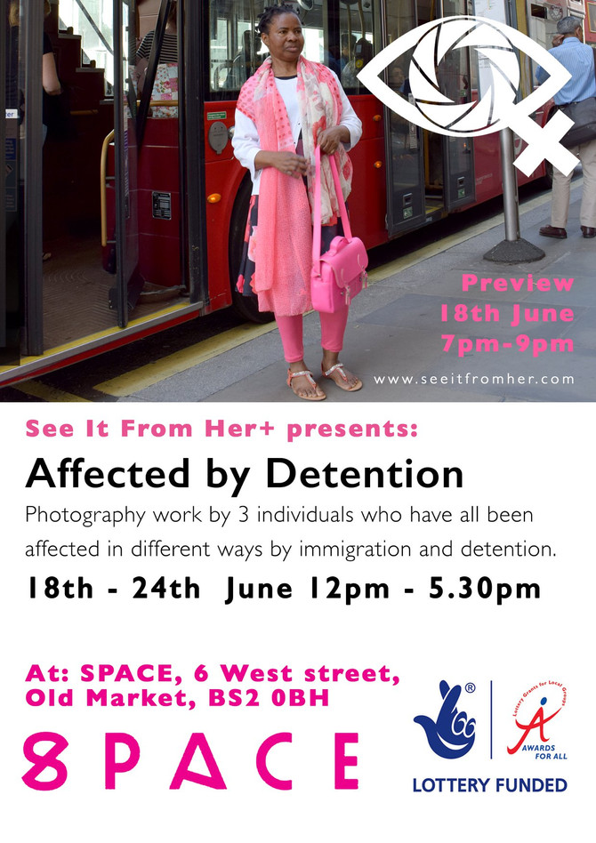 AFFECTED BY DETENTION EXHIBITION