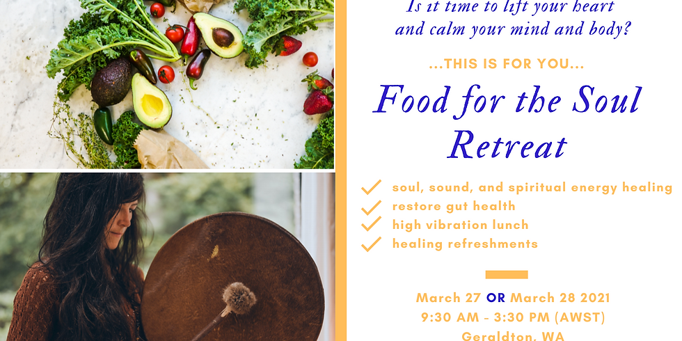 Food for the Soul Retreat
