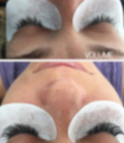 Lashes by Jena Hope