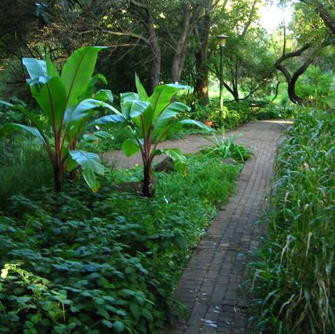 Enjoy the lovely NWU Botanical Garden