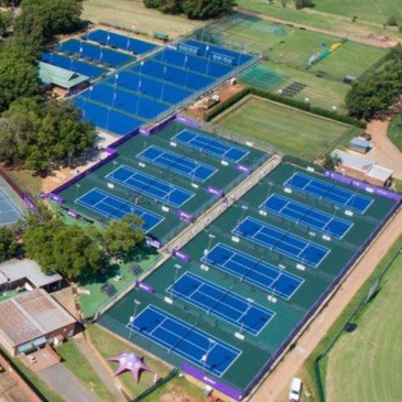 Melrose Place Guestrooms is conveniently situated near the tennis courts of the NWU.. .