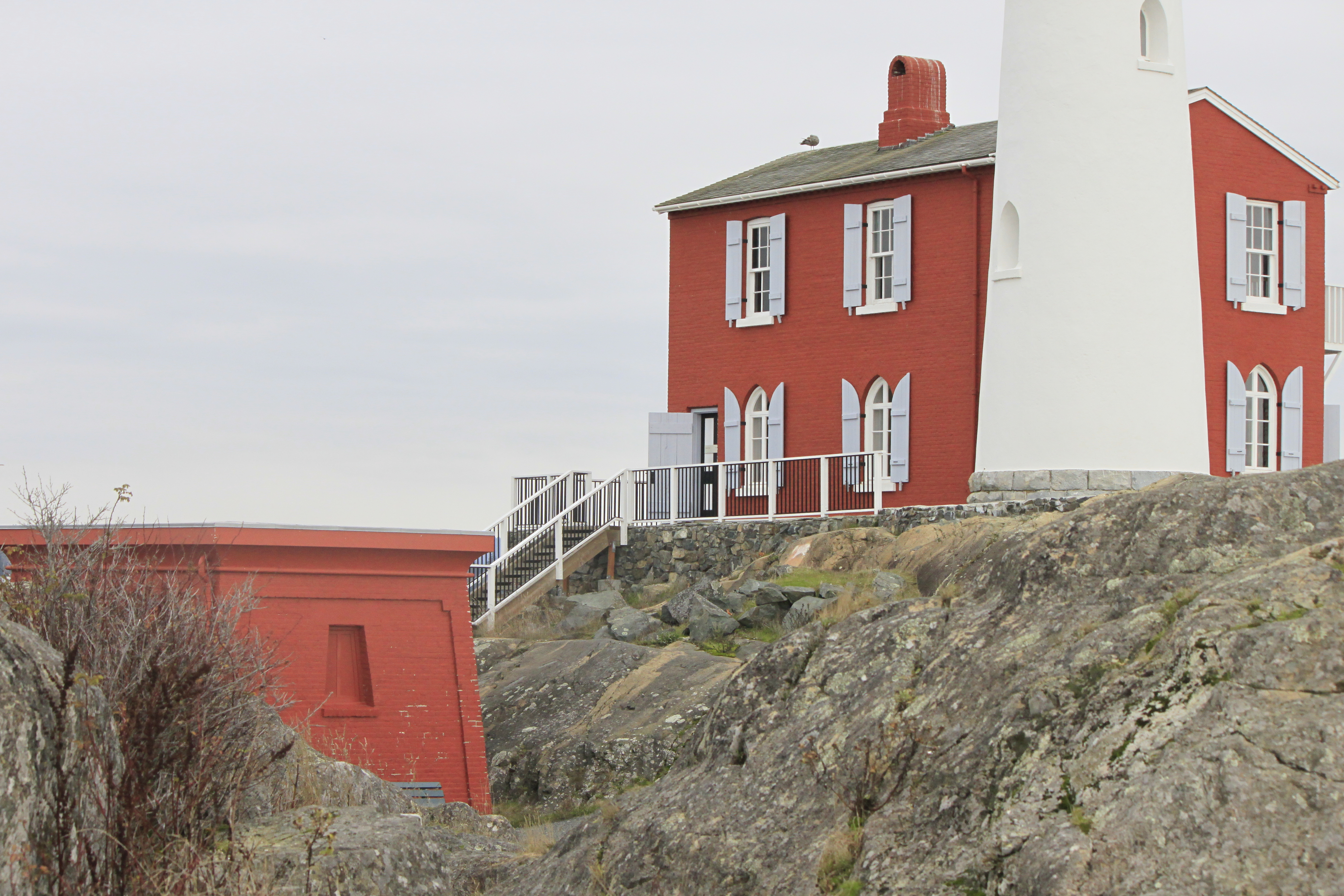 Fisgard Lighthouse National Historic