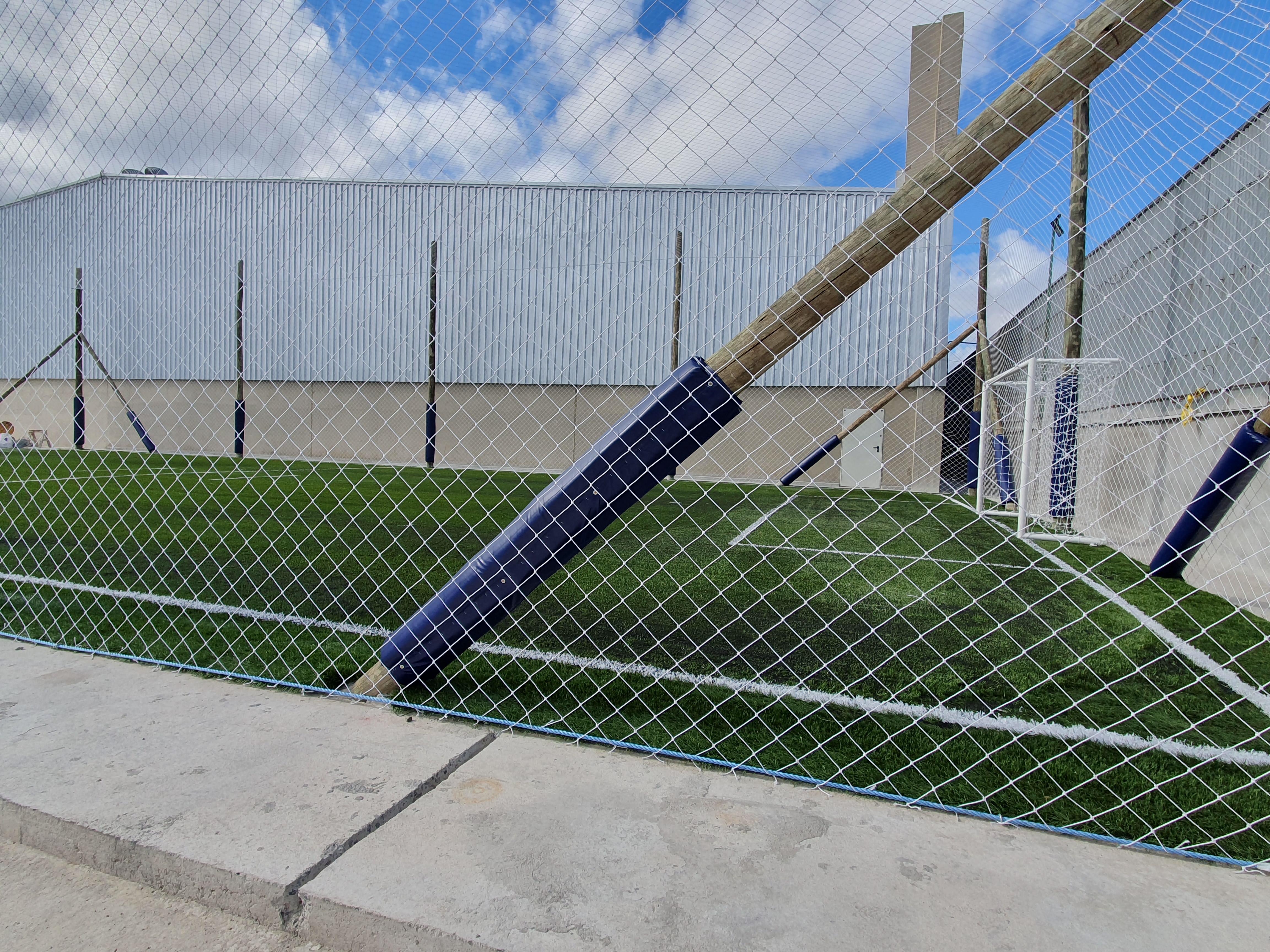 Cancha fútbol 5 Grupo Macció
