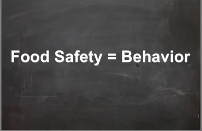Making food safety part of the organisational culture