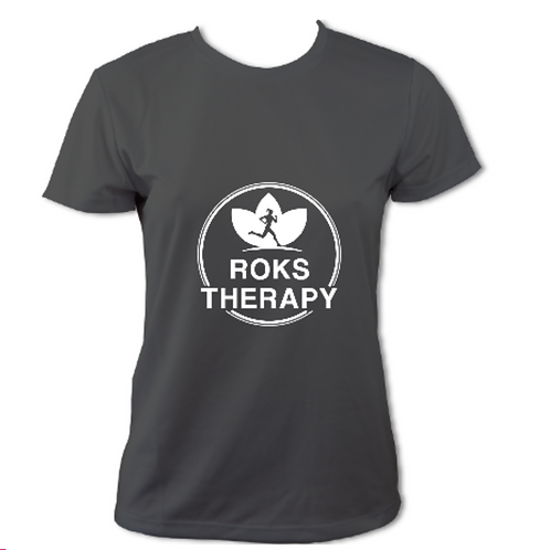 Roks Therapy Woman Technical Tee