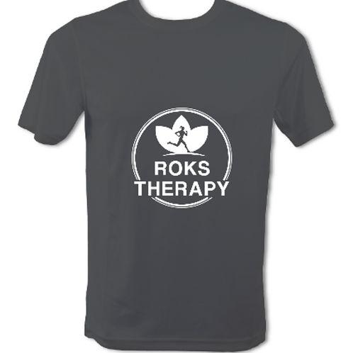 Roks Therapy Men Technical Tee