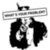 Sticker WhatsYourProblem.png