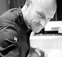 Picture of chef Graham Mee