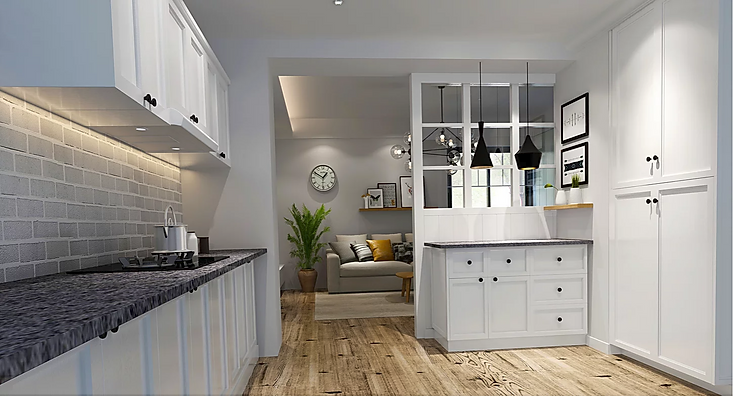 Shaker White Kitchen Cabinets.PNG