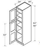 pantry cabinet 2 doors.JPG