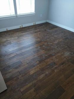 Wood floor installation houston