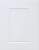 Shaker White Kitchen Cabinet Door.PNG