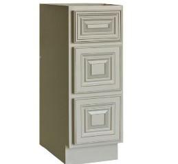 Antique White Vanity Drawer Cabinet.JPG