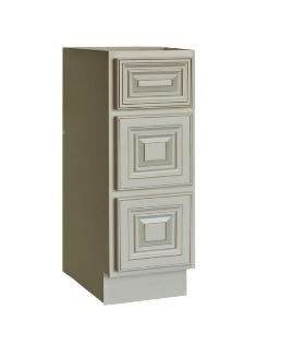 Antique White Vanity Drawer Cabinet.JPG