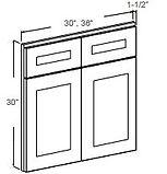 dummy door double doors 2 drawers.JPG
