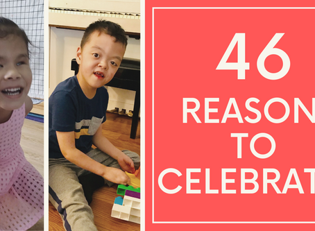 46 Reasons to Celebrate this Christmas!