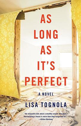 As Long As It's Perfect (Tognola, Lisa)