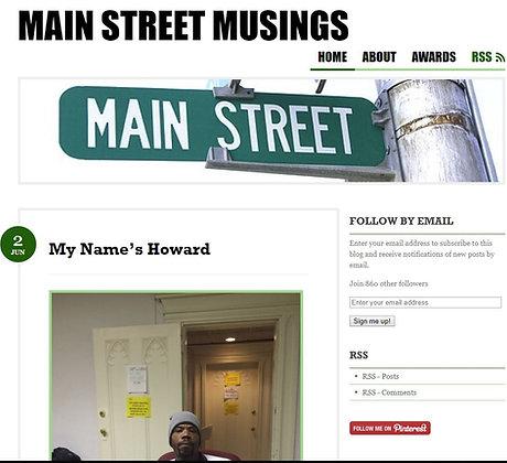 Main Street Musing (Tognola, Lisa)