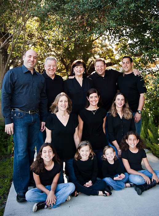 The Merkur and Siegel Family