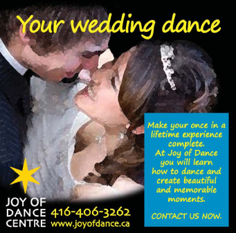 Don't let your first dance by your last!