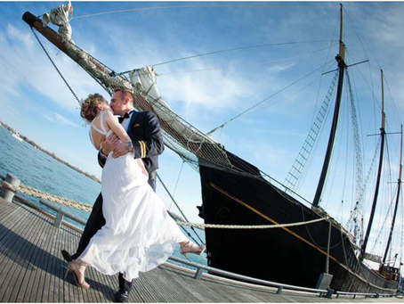 Polina & Vadim, Real Life Wedding
