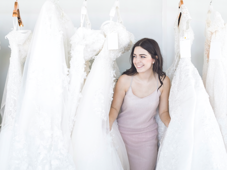 The Ins and Outs of Choosing The Style, Cut and Fabric of Your Gown