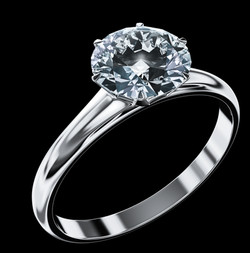 Wedding bands and Engagement rings